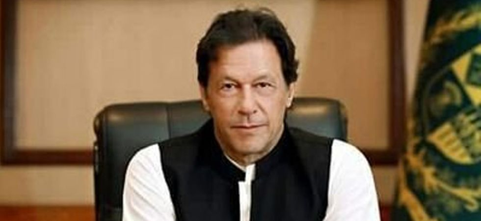 Imran Khan was joined by other Pakistani political leaders in wishing the minority community on Holi. (File Photo: PTI)