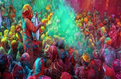 Is it Holi and NOT holiday for you? These 5 awesome ideas will leave you in sulk-free mood