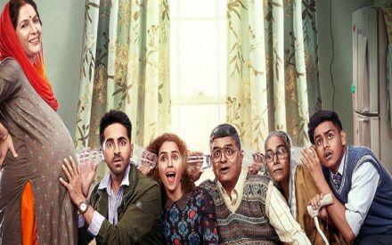 Badhaai Ho screenwriters withdraw nomination from Filmfare