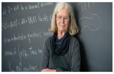 This American professor becomes first woman ever to win Math's 'Nobel Prize'
