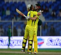 Aaron Finch slams ton, continues Australia's resurgence in ODIs against Pakistan