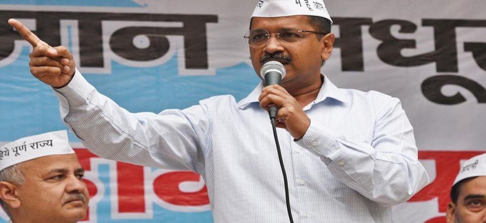 Delhi Police denies permission for CM Arvind Kejriwal's rally in Shakur Basti (File Photo)