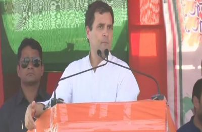 Rahul Gandhi accuses CM Mamata Banerjee of doing nothing for people West Bengal