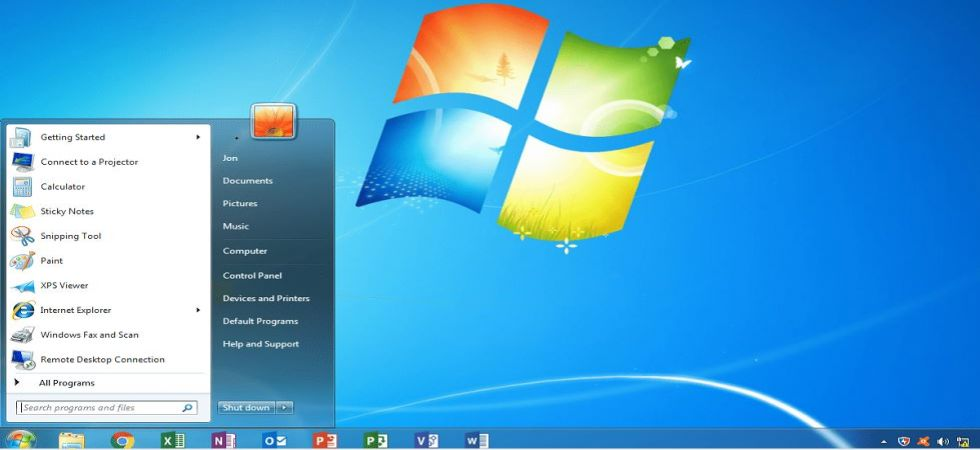 Windows 7 to say good bye to its users soon, Microsoft rolls out update notification (File Photo)