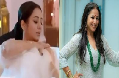 After Monalisa, Nazar actress Ritu Chaudhury bares it all in a bathtub