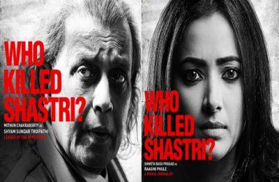 The Tashkent Files: Mithun Chakraborty, Sweta Basu Prasad, Pankaj Tripathi's role revealed