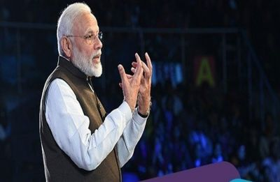 PM Modi urges prominent personalities to inspire people to vote