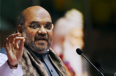 Only Modi government can give befitting reply to Pakistan: Amit Shah