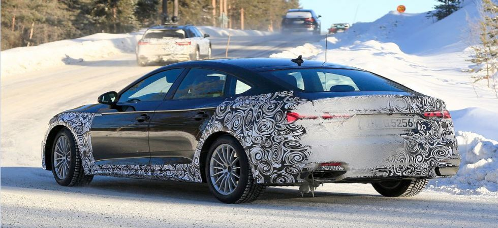 Audi A4 2019 Facelift Spotted Testing Design Looks Similar To New