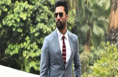 Filmfare Awards 2019: Vicky Kaushal raises the bar as he pays tribute to Amitabh Bachchan in debut jig