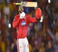 Chris Gayle becomes only second overseas player after Warner to score 4000 plus IPL runs