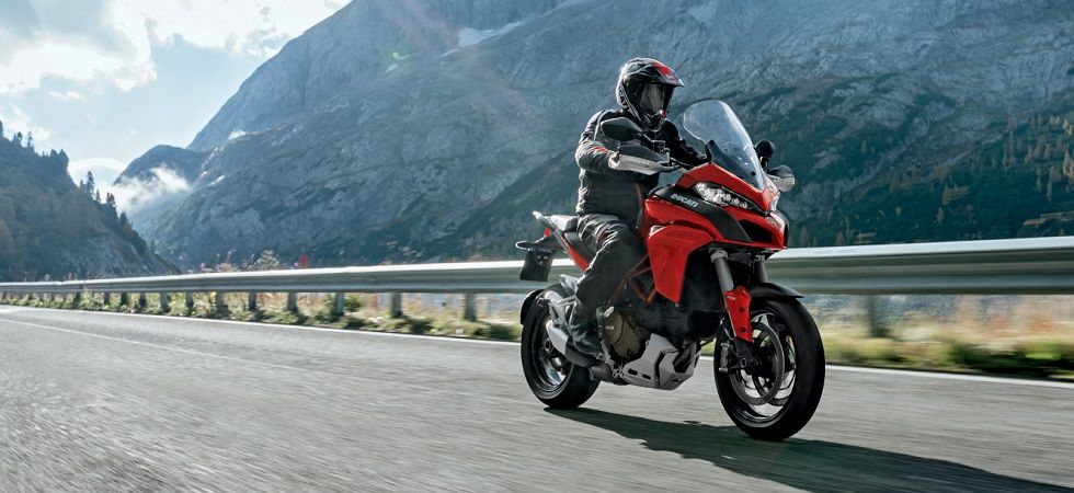The first leg of this programme takes you to Jim Corbett, one of the most famous national parks and tiger reserves in India. (Photo: Ducati)