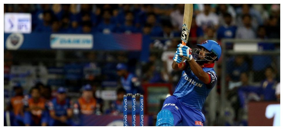Rishabh Pant's 27-ball blitz helped Delhi Capitals secure a 37-run win over Mumbai Indians in the 2019 Indian Premier League. (Image credit: Twitter)