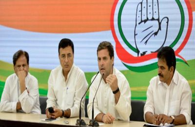 India's poorest families will get Rs 72,000 per year, says Rahul Gandhi in minimum income promise