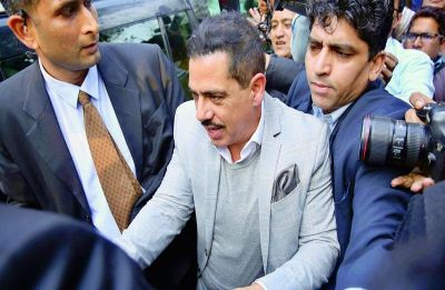 Robert Vadra's interim protection from arrest in money laundering case extended till March 27