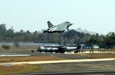 HAL rolls out 16th LCA Tejas for IAF, will be flying at Langkawi from March 26