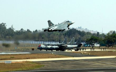 HAL rolls out 16th LCA Tejas for IAF, will be flying at