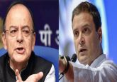 'Bluff announcement': Arun Jaitley slams Rahul's promise of Rs 72,000 per year to 5 crore poor families