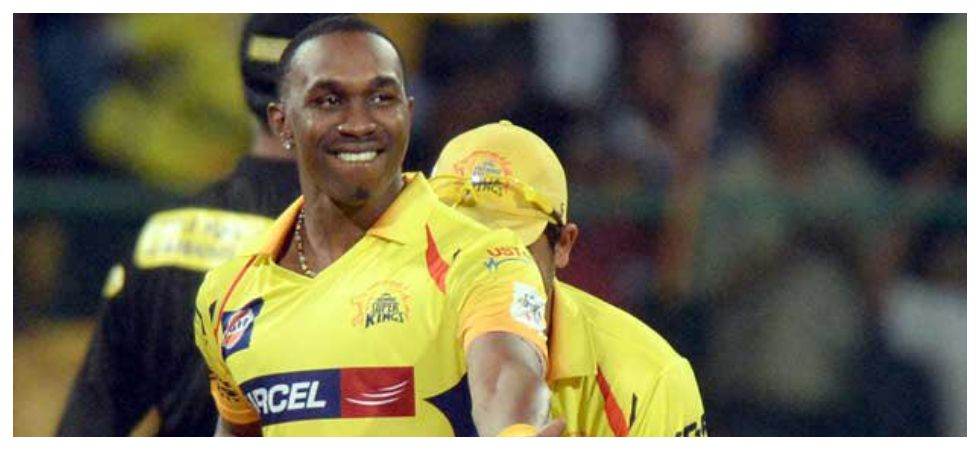 Dwayne Bravo bowled a brilliant spell in the death overs and scored the winnning runs in the final over as Chennai Super Kings clinched a six-wicket win with two balls to spare against Delhi Capitals at the Feroz Shah Kotla. (Image credit: Twitter)