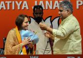 BJP fields Jaya Prada, Rita Bahuguna Joshi, Maneka and Varun Gandhi from UP in 10th list of candidates