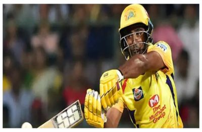 IPL 2019: Ambati Rayudu's No.4 spot in India team for World Cup takes a hit after low score