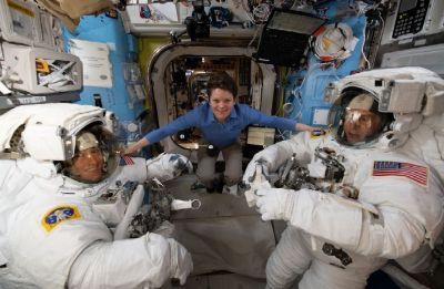 NASA's historic all-female spacewalk outside International Space Station postponed
