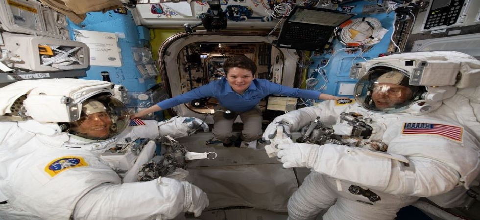 NASA has postponed first all-women spacewalk due to spacesuit issues (Photo: NASA)
