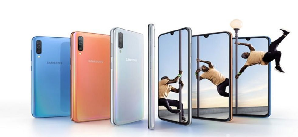 Samsung Galaxy A70 with 32MP selfie camera launched (Twitter)