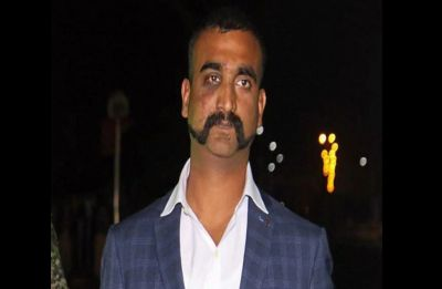 Wing Commander Abhinandan Varthaman goes to Srinagar on his sick leave