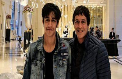 Chunkey Panday's nephew Ahaan Panday to kickstart Bollywood journey with Rani Mukerji's Mardaani 2?