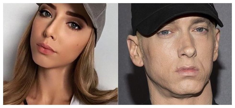Eminem's daughter Hailie Scott Mathers is all grown up now (Photo: Twitter)