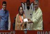 BJP fields Jaya Prada, Rita Bahuguna Joshi, Maneka and Varun Gandhi from UP in 10th list of candidates