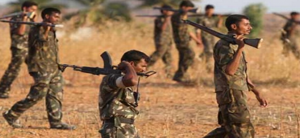 Chhattisgarh: 4 Maoists killed in Sukma encounter, arms recovered, operation underway