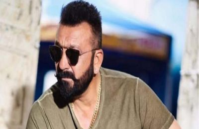 Running round the clock quite literally, Sanjay Dutt travelled time for his next