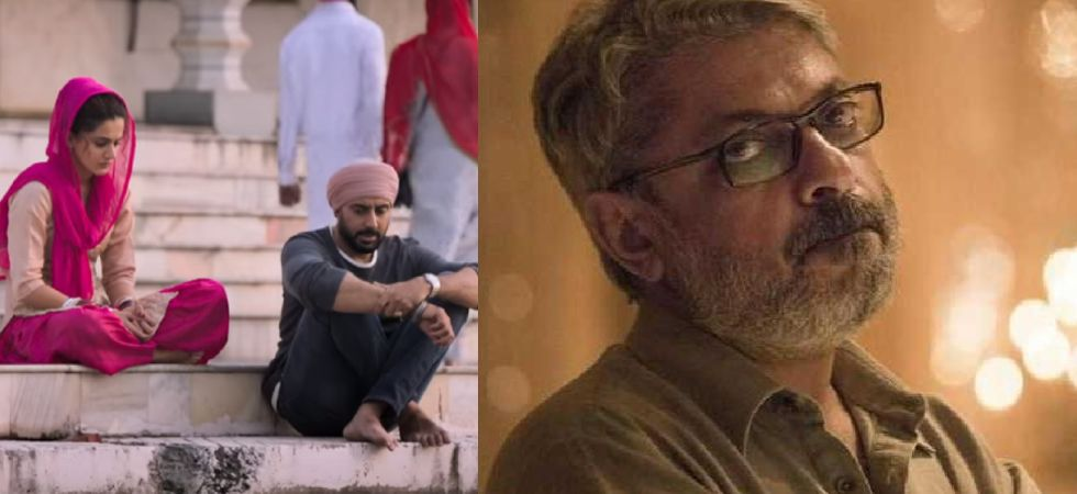 Abhishek and Taapsee to come together again for  Sanjay Leela Bhansali film