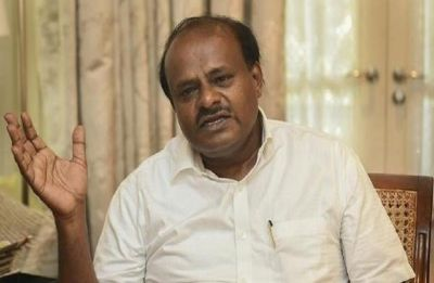 CRPF in Bengaluru to carry out I-T raids, alleges HD Kumaraswamy