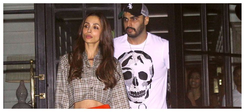 Malaika Arora and Arjun Kapoor to tie the knot this April 19 claims report (Photo: Twitter)