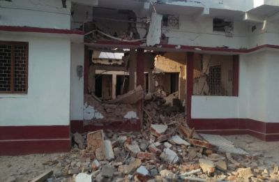 'Say no to LS polls': Maoist blow up BJP leader's house in Bihar, leave with brazen warning
