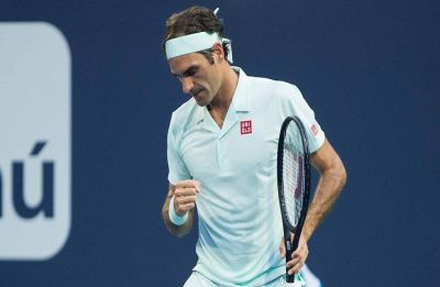 Roger Federer wins against Daniil Medvedev, makes progress in ATP Miami Open