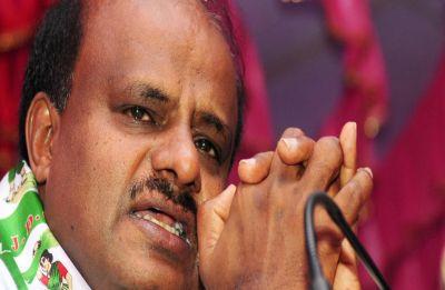 PM Modi's real surgical strike is out in open: Kumaraswamy on I-T raids in Karnataka