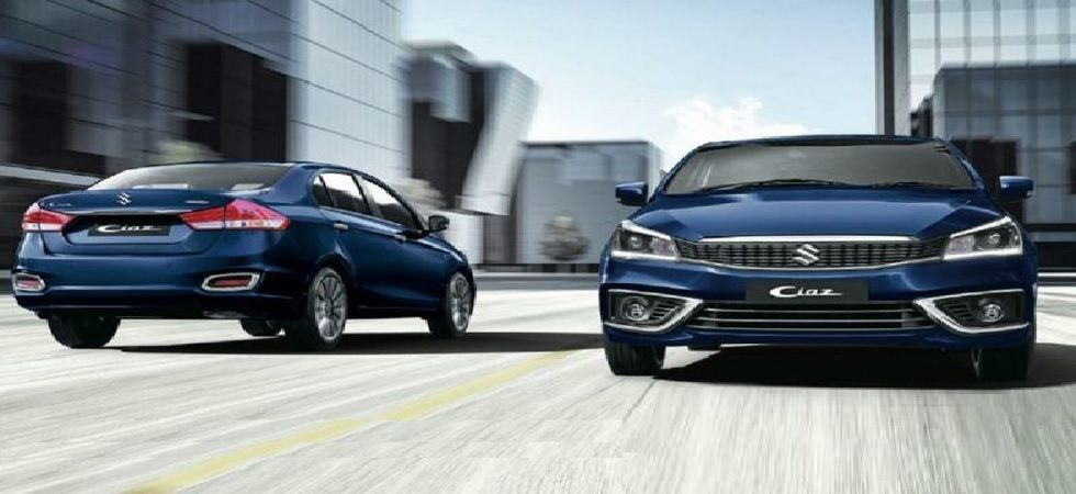 Maruti Suzuki Ciaz offers E15A four-cylinder motor develops a maximum power of 94 bhp at 4,000 rpm and 225 Nm of peak torque (Photo: Twitter)