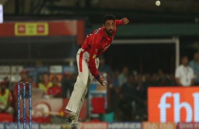 Varun Chakravarthy, IPL's Rs 8.4 crore buy, gets hit for 25 in his debut over