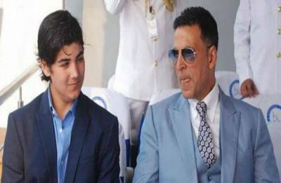 Akshay Kumar on son Aarav's Bollywood plans: He is just 16-year-old, no need to put pressure on him