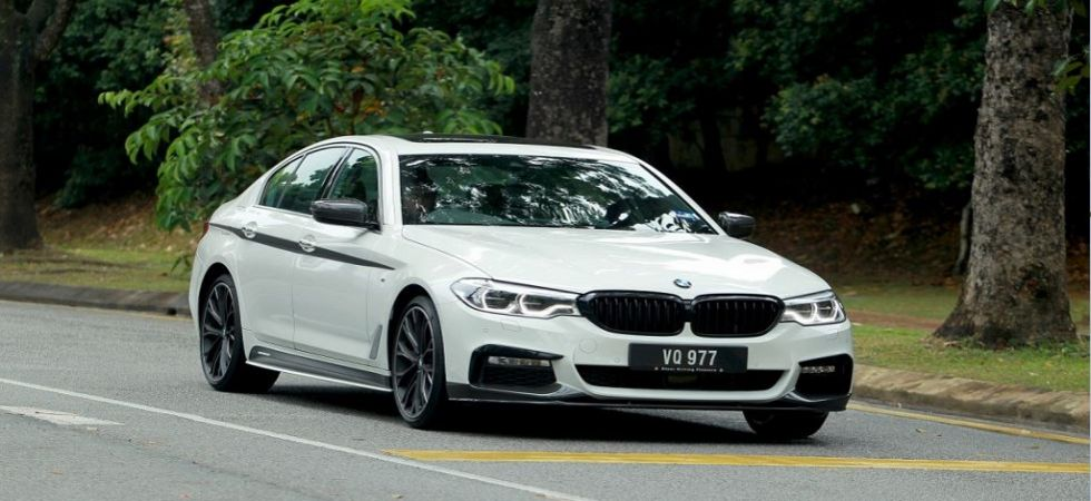 BMW launches 530i M Sport in India, priced at Rs 59.2 lakh (Photo Source: Twitter)