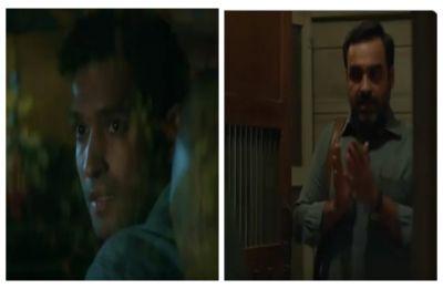 WATCH | 'Criminal Justice' trailer: Pankaj Tripathi, Vikrant Massey reunite once again for an epic crime thriller