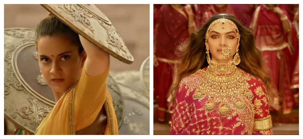 Kangana Ranaut claims she rejected a role in Padmaavat (Photo: Twitter)