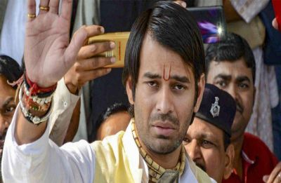 Tej Pratap Yadav resigns as RJD youth wing chief, says those who think I'm naive are mistaken