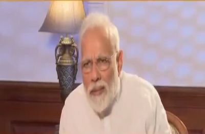 Dynastic politics major threat to India's democracy, says Modi in 1st election interview - Top quotes