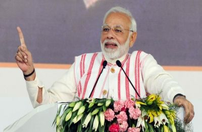 PM Modi to address BJP campaign rally in Telangana today