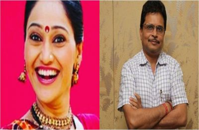 All is well between Disha Vakani and producer Asit Modi and we have proof!